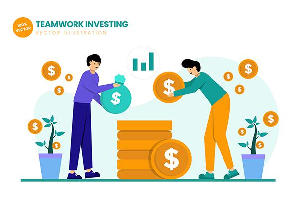 geld vermehren durch investieren